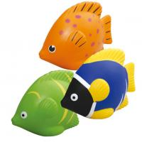 China New promotion gift creative product Tropical Fish Relief Stress Ball customed logo wholesale