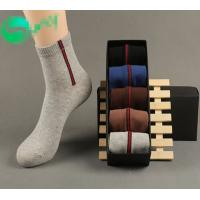 China Mid-calf length socks for men wholesale