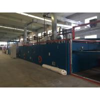 China Non Woven Machinery / Textile Stenter Machine Horizontal Roller Chain Transmission wholesale