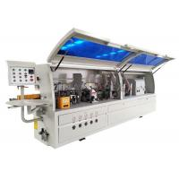 China Door Frame 60mm Automatic Edge Banding Machine High Stable For PVC Banding on sale