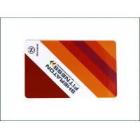 China PVC Blank RFID Smart Card 4C Offset Printing Durable For Access Control wholesale