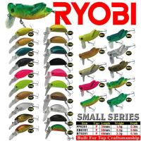 China RYOBI HARD FISHING LURES - SMALL SERIES on sale
