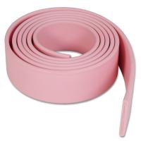 Buy cheap Blue Pink Poly Coated Nylon Webbing for Dog Collar and Leash from wholesalers