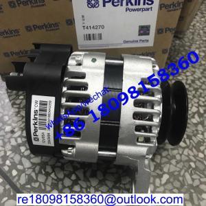 China T414270 T415996 Genuine Alternator For Perkins 404F-22 Series Engine | T414278 Forklift Linde wholesale