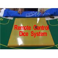 China Remote Control Electronic Dice Cheating Device System for Gambling Cheat wholesale