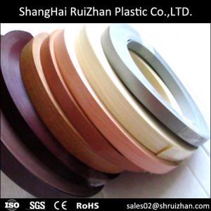 China Plastic PVC Edge Banding on sale