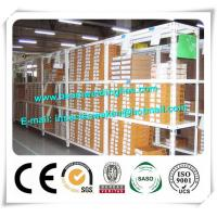 China Light Duty Shelving Cold Formed Steel Column , C Z Purlin Roll Forming Machine wholesale