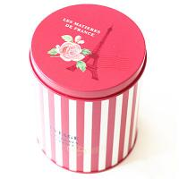 China Cylinder Round Tin Box Tinplate Round Box Customized Round Tin Containers wholesale