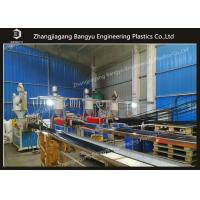 China Nylon Thermal Break Profile Extrusion Machine With 8-14 Cm/Min Production Speed wholesale