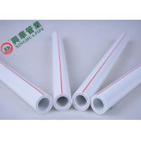 China Multipurpose PPR Aluminum Pipe 20 - 63 Mm Chemical Resistance ISO15874 Standard wholesale