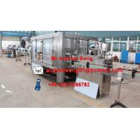 China carbonated soft drink filling line on sale
