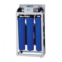 China large unit RO system commerical water purifier with booster pump wholesale