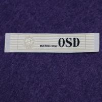 Personal Clothing 100% Woven Neck Labels / Woven Sewing Labels