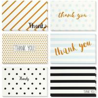 China Blank Note Thanks Greeting Card / Personalized Greeting Cards Colorful Design wholesale