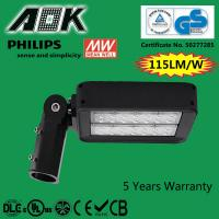 China IP65 Outdoor AOK-80Wi LED Parking Lot Light Waterproof High Qualtiy With Philips Chips wholesale