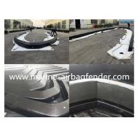 China Customized Foam Rubber Dock Fender For Tug Boat And Yatcht Hull And Bow Protection on sale