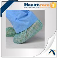 China Disposable Anti Skid Surgical Medical Boot Cover Waterproof Customized Color wholesale