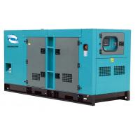 China Canopy Type 30kw Silent Diesel Generator Cummins Engine Soundproof wholesale