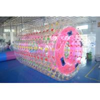 China Inflatable Water Roller, Walk On Water Ball For Water Park Or Pool wholesale
