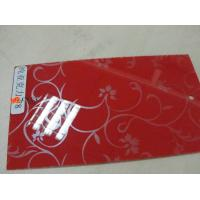 China High Gloss Decorative 2mm Curved Flexible Acrylic Sheet For Kitchen Cabinet Door wholesale