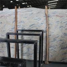 China Decorative Apollo Marble Stone Slab / Gray Marble Slab No Radiation wholesale