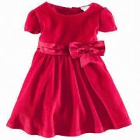 China 2013 Newest Baby Dress, Top-quality, Suitable for Girls, Party and Wedding, Fancy on sale