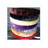 China Handmade Fuzzy Steering Wheel Cover , Girly Steering Wheel Covers Color Optional wholesale