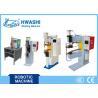 China Pneumatic Medium Frequency Inverter Spot Welding Machine , DC/ AC Spot Welder wholesale