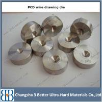 China Changsha High Quality Natural Diamond Fine Wire Drawing Dies wholesale