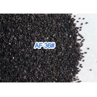China Sandblasting 120 Grit Aluminum Oxide Blasting Media For Etching Processing wholesale