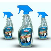 China Automated  Car Washing Liquid to  Removes brake dust and  keep Tyre brilliant shine  on sale