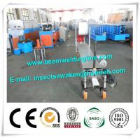 China Portable Round Downspout Roll Forming Machine For Aluminium Pipe wholesale