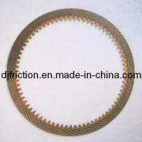 China Copper Base Spray Gearbox Friction Disc (ZJC-618) wholesale