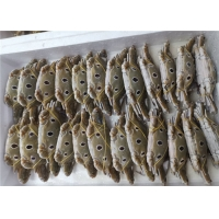 China Omega 3 Whole Round 100g-300g Three Spotted Crab wholesale