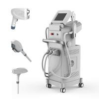 China Pain Free Multi Function Laser 3 Handpiece , 808 Nm Hair Loss Laser Machine wholesale