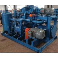 China Single Stage Roots Vacuum Pump1800L/S High Precision Dynamic Balance Technology wholesale