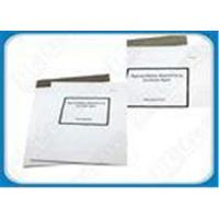Buy cheap White Puncture Resistance Polythene Envelopes Waterproof Self-Seal Plastic from wholesalers