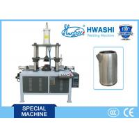 China 380V 38000A Stainless Steel Welding Machine Hwashi For Water Kettle Nozzle Spot wholesale