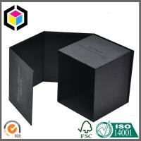 China Luxury Candle Paper Packaging Box; Pearlized Candle Gift Cardboard Box wholesale