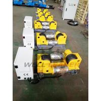 Buy cheap Automatic Welding Turning Rolls Light Duty 2 Ton Driving 4-48 Pipe Compacted from wholesalers