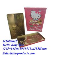 China Online Buy Wholesale Blank Tin Bucket from China, Blank food tin boxes wholesalers|Goldentinbox.com wholesale