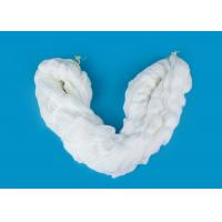 Buy cheap New Product Staple Fiber Bright / Semi Dull 100 Percent Spun Polyester Yarn 42s/2 from wholesalers