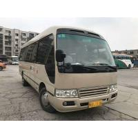 China Golden Dragon Used Coaster Bus 2014 Year Gasoline Great Performance With 23 Seat wholesale