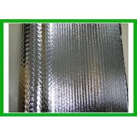 China Reflective Eco Friendly Heat Insulation Foil Fireproof Insulation Faced Roll on sale