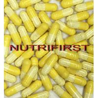 China Zinc Glycinate SR Micropellets Capsule,Light Yellow Micro Pellets,Health Food/Contract Manufacturing wholesale