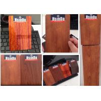 China Eco Friendly Wood Grain Powder Coating Energy Saving High Temperature Resistance on sale