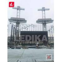 China Strong Material Lighting/ Speaker Standing Layer Truss For Outdoor / Indoor Concert wholesale