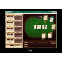 China Single Operation Texas Holdem Poker Software For Reporting Best Winner Hand wholesale
