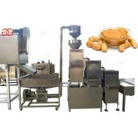 China Industrial Peanut Butter Production Line Supplier|Groundnut Butter Production Line For Sale on sale