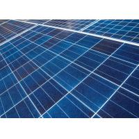 China Tear Resistant B Grade Solar Panels Self Cleaning Function Easy Maintenance wholesale